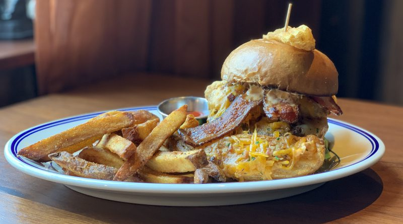 Nuevas Burgers en The Edison
